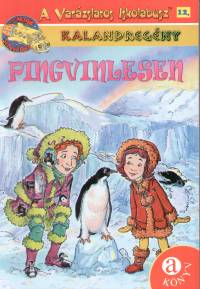 Anne Capeci - Pingvinlesen