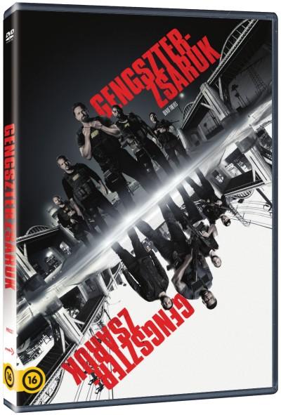 Christian Gudegast - Gengszterzsaruk - DVD