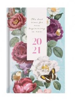 - Pillangó B/6 heti naptár - 2021