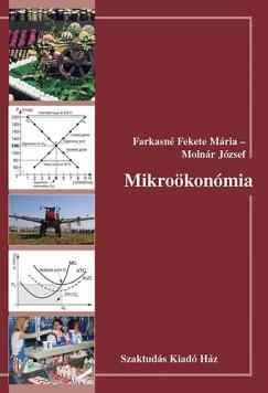Farkasné Fekete Mária - Molnár József - Mikroökonómia