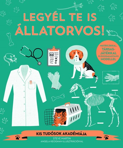 Steve Martin - Legyél te is állatorvos!