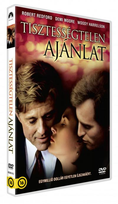 Adrian Lyne - Tisztességtelen ajánlat - DVD