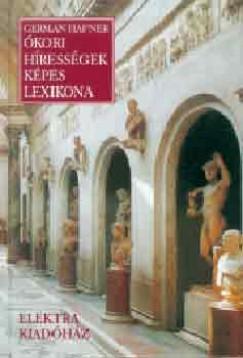 German Hafner - Ókori hírességek képes lexikona