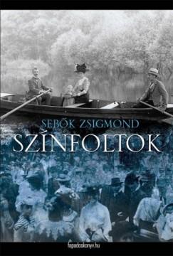 Sebők Zsigmond - Színfoltok