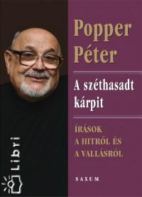 Popper Péter - A széthasadt kárpit