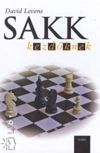 David Levens - Sakk kezdőknek