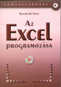 Kovalcsik Géza - Az Excel programozása