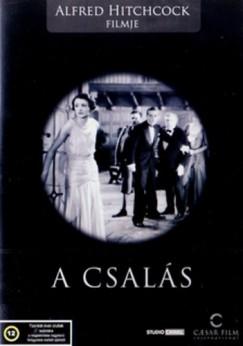Alfred Hitchcock - A csalás - DVD