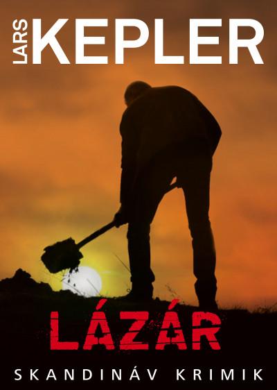 Lars Kepler - Lázár