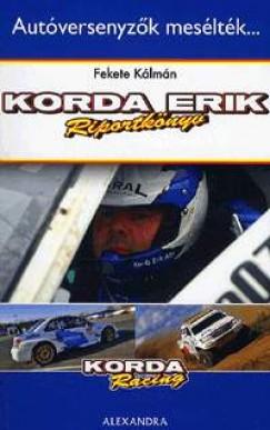 Fekete Kálmán - Korda Erik