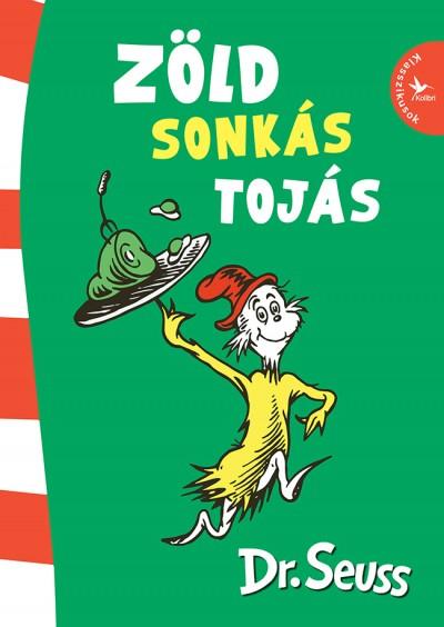 Dr. Seuss - Zöld sonkás tojás