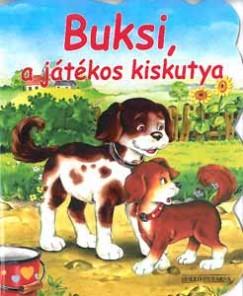 - Buksi, a játékos kiskutya