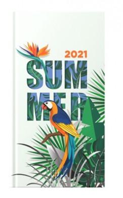 - Summer - álló zsebnaptár - 2021
