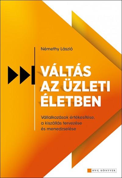 Némethy László - Váltás az üzleti életben