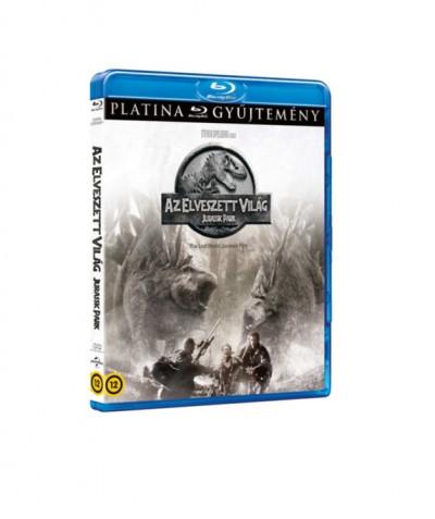 Steven Spielberg - Jurassic Park 2. - Az elveszett világ (platina gyűjtemény) - Blu-ray