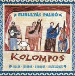 Kolompos - Furulyás Palkó CD
