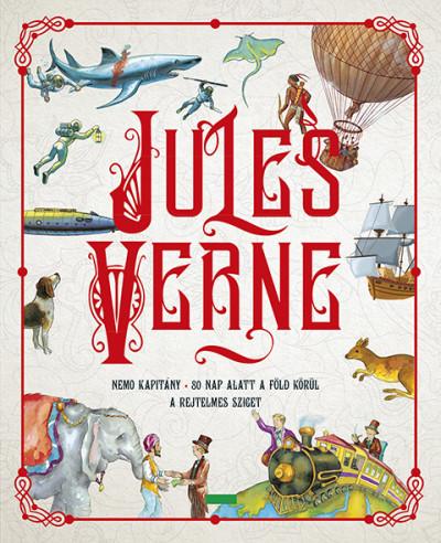 Consuelo Delgado - Jules Verne történetei