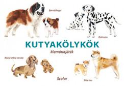 Inca Starzinsky - Kutyakölykök - Memóriajáték