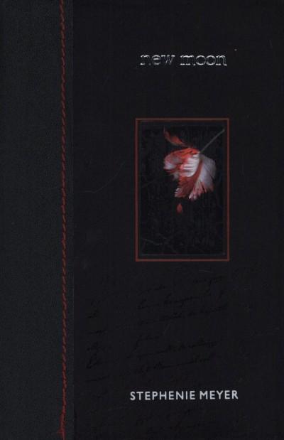 Stephenie Meyer - New Moon - díszkötésben