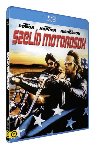 Dennis Hopper - Szelíd motorosok - Blu-ray