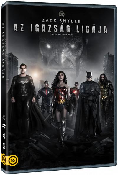 Zack Snyder - Zack Snyder: Az Igazság Ligája (2021) - 2 DVD