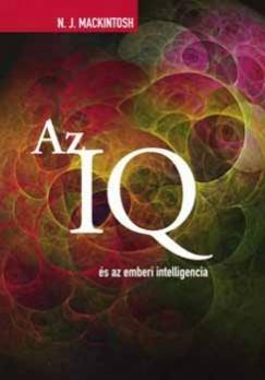N.J. Mackintosh - Az IQ és az emberi intelligencia