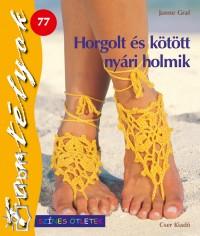 Janne Graf - Horgolt és kötött nyári holmik