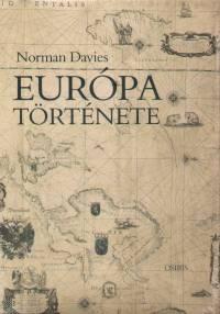 Norman Davies - Európa története