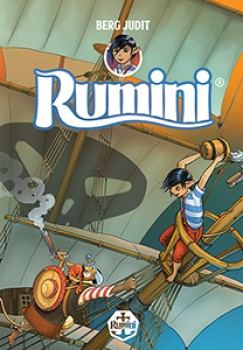Berg Judit - Rumini - puha kötés