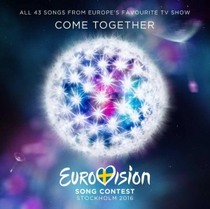 V�logat�s - Eurovision Song 2016 - 2CD