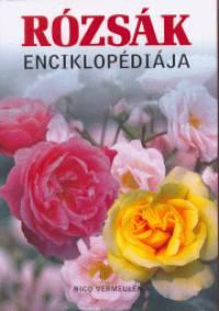 Nico Vermeulen - Rózsák enciklopédiája