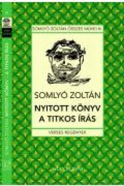 Somlyó Zoltán - Nyitott könyv - A titkosírás