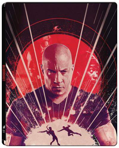 David S. F. Wilson - Bloodshot - limitált, fémdobozos Blu-ray