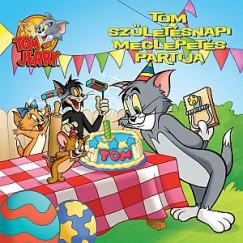 - Tom és Jerry - Tom születésnapi meglepetés partija