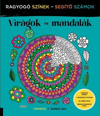 F. Sehnaz Bac - Virágok és mandalák