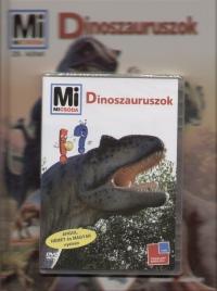 - Dinoszauruszok - mi micsoda 29. + dvd