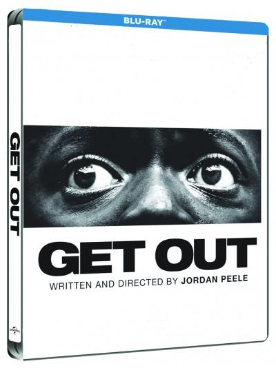 Jordan Peele - Tűnj el! - Steelbook - Blu-ray