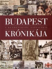 Bart István  (Szerk.) - Budapest krónikája
