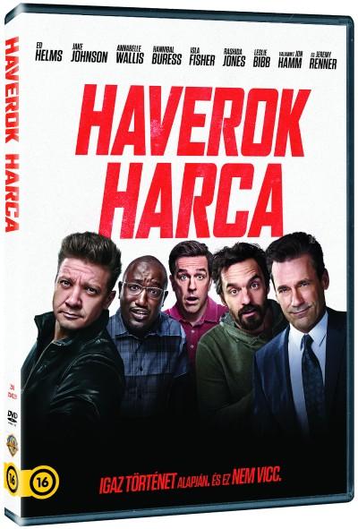 Jeff Tomsic - Haverok harca - DVD