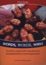 Dr. Tim�r Eszter - Words, words, words