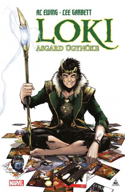Al Ewing - Loki: Asgard ügynöke 1.