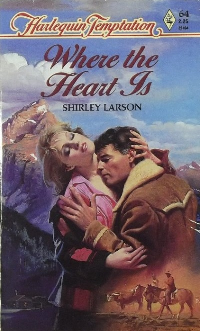 Shirley Larson - Where the Heart Is