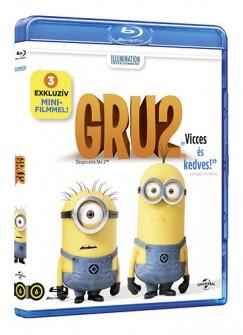 Pierre Coffin - Chris Renaud - Gru 2 - Blu-ray
