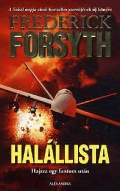 Frederick Forsyth - Halállista