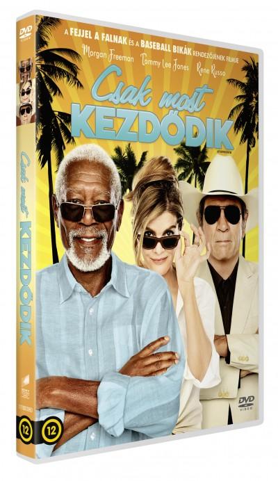 Ron Shelton - Csak most kezdődik - DVD