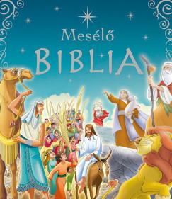 Silvia Alonso - Mesélő Biblia