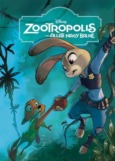 - Disney - Zootropolis - Állati nagy balhé