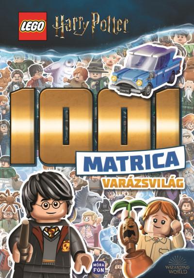 - LEGO Harry Potter 1001 Matrica - Varázsvilág