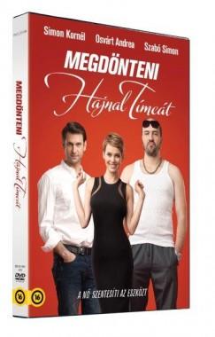 Herczeg Attila - Megdönteni Hajnal Tímeát - DVD