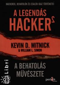 Kevin D. Mitnick - William L. Simon - A legendás hacker 2.